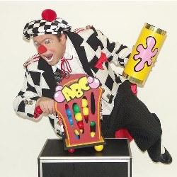 Clown-Erico-boeken
