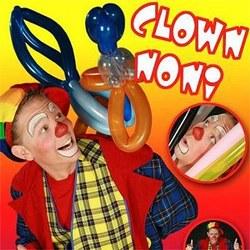 Clown-Noni-boeken