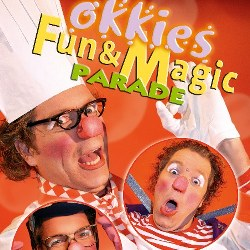 Okkie`s-Fun-and-Magic-Parade-boeken