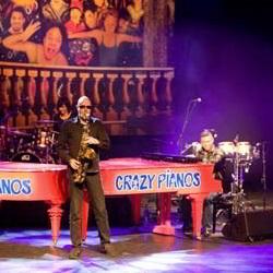 crazy pianos boeken