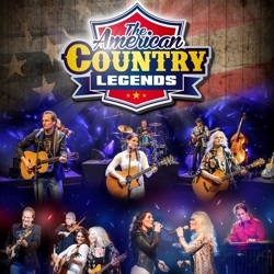 the american country legends boeken