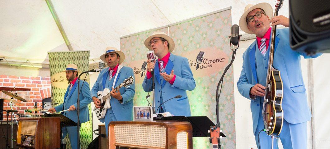 The Antonio Crooner Quartet