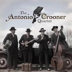 the antonio crooner quartet boeken