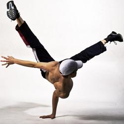 Breakdance boeken