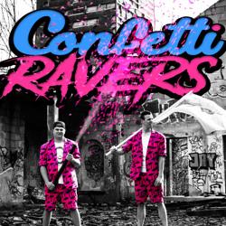 Confetti-Ravers-boeken