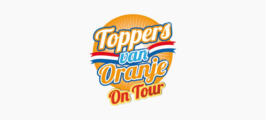 Toppers van Oranje on tour
