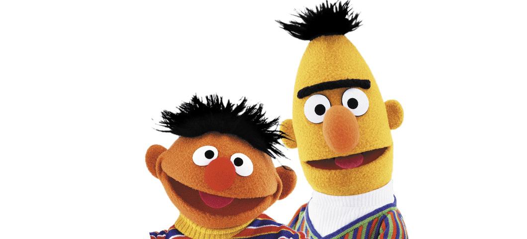 Bert-en-Ernie