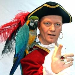 de grote piratenshow boeken