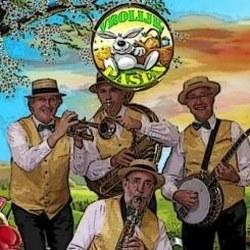 de swinging jazz paas band boeken