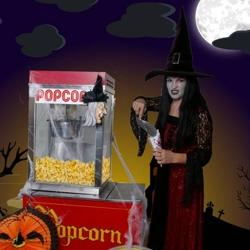 Halloween-Popcornstand-boeken