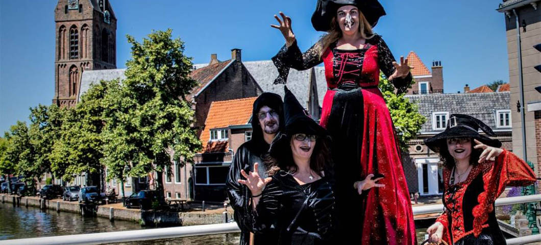 Het-Te-Gekke-Heksen-Team
