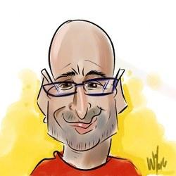 Karikaturist-Wil-boeken