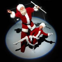 Kerst-Marionette-boeken
