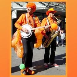 muzikaal oranje duo boeken