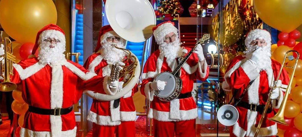 Swingende-Kerstmannen-Band