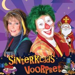 clown jopie en tante angelique sinterklaasshow boeken