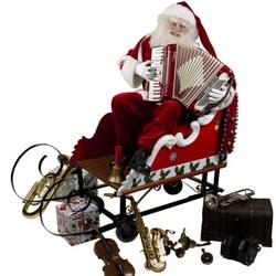 muzikale kerstman boeken