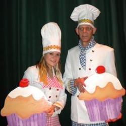 kids workshop cupcakes versieren boeken