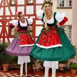 Liesl en Lotte Winter und Weinachtsfreude boeken