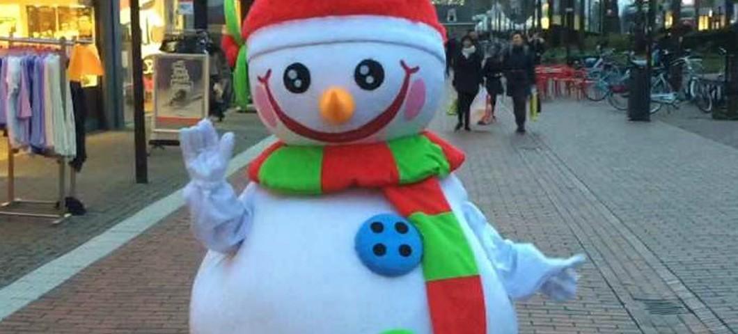 sammie de sneeuwpop