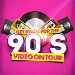90s music video tour boeken