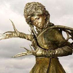 steltloop act gold queen boeken