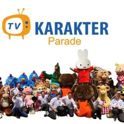 tv karakter parade boeken